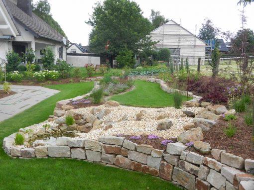 Gartenplanung Kemper Greenart